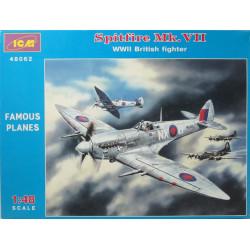 Spitfire Mk.VII WWII...