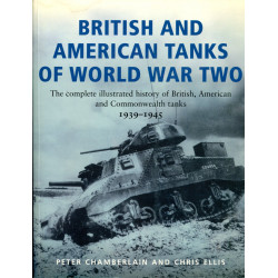 British and American Tanks...