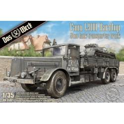 Faun L900 Hardtop 9ton Tank...