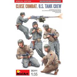 Close Combat U.S. Tank Crew...