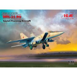 MiG-25RU Soviet Training...
