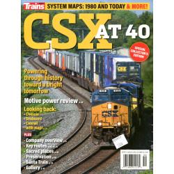 CSX at 40