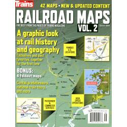 Railroad Maps Vol.2