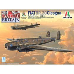 Fiat BR.20 Cicogna Battle...
