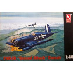 """F4U-1D """"Ground Attack"""" Corsair"""