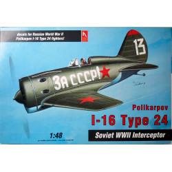 Polikarpov I-16 Type 24...