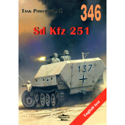 Tank Power 346 - Sd Kfz 251