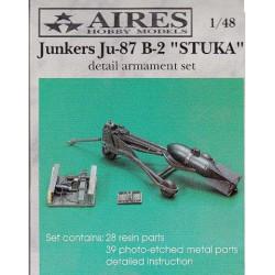 """Ju 87B-2 Stuka """"Detail..."""