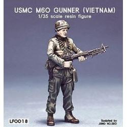 USMC M60 Gunner Vietnam