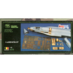 F-16 Super Detail Set