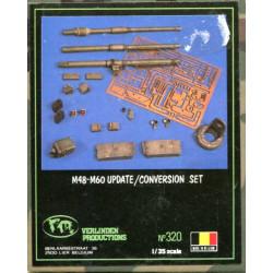 M48-M60 Update/Conversion set