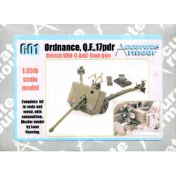 Ordnance, Q.F., 17pdr...