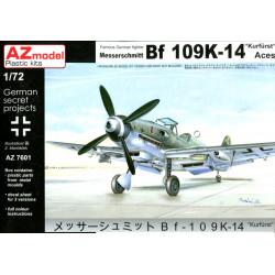 Messerschmitt Bf-109K-14...
