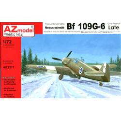 Messerschmitt Bf 109G-6...
