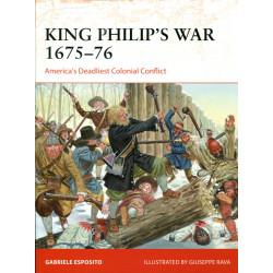 King Philip's War 1675-76