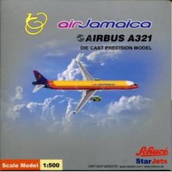 Airbus A321 Air Jamaica
