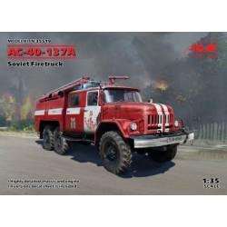 Soviet Fire Truck AC-40-137A