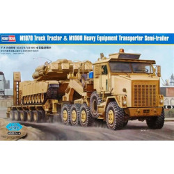 M1070 Truck Tractor & M1000...