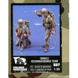 Israeli Recon Team 2 Figures