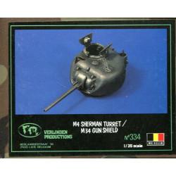 M4 Sherman Turret / M34 Gun...