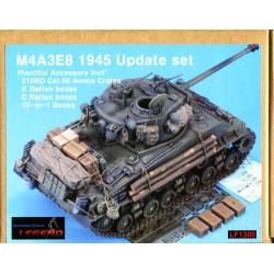US M4A3E8 1945 Update Set