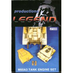 M60A3 Tank Engine Set