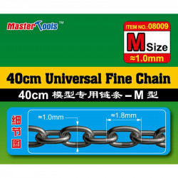 40cm Universal Fine Chain M...