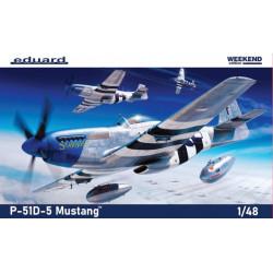 P-51D-5 Mustang Weekend...