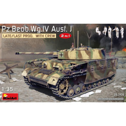 Pz/Beob.Wg.IV Ausf. J...
