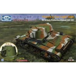Vickers 6-ton Light Tank...