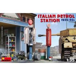 Italian Petrol Station...
