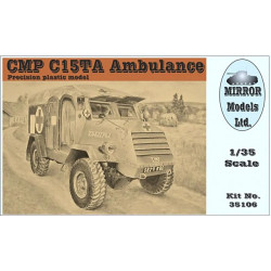 CMP C15TA Armored Ambulance