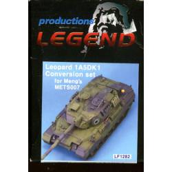 Leopard 1A5DK1 Conversion...
