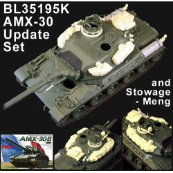 AMX-30 Update set and stowage