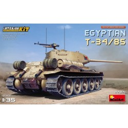 Egyptian T-34/85 Interior Kit