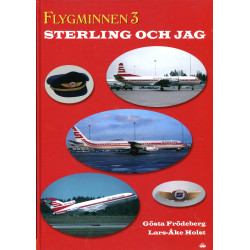 Flygminnen 3 - Sterling och...