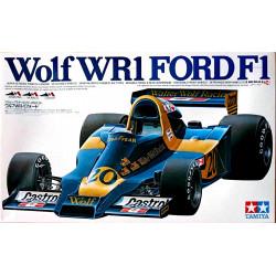 Wolf WR1 Ford F1 1977