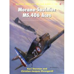 Morane-Saulnier MS.406 Aces