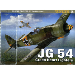Units 2: JG 54 Green Heart...