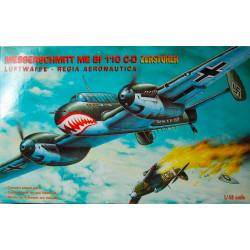 Messerschmitt Me Bf 110 C-D...