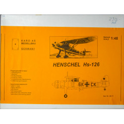 Henschel Hs-126