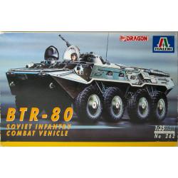 BTR-80 Soviet Infantry...