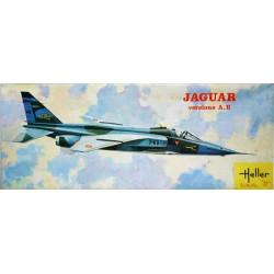 Jaguar versions A, E