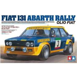 FIAT 131 ABARTH RALLY OLIO...