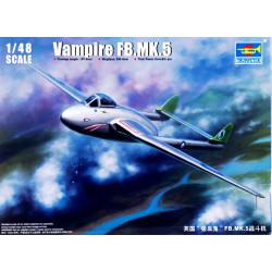 de Havilland Vampire FB.Mk.5