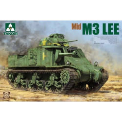 Mid M3 Lee US Medium Tank