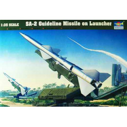 SA-2 Guideline Missile on...