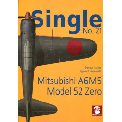 Single 21: Mitsubishi A6M5...