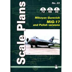 Scale Plans 23: Mikoyan...