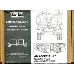 AMX-30B2/AU-F1 Workable Tracks